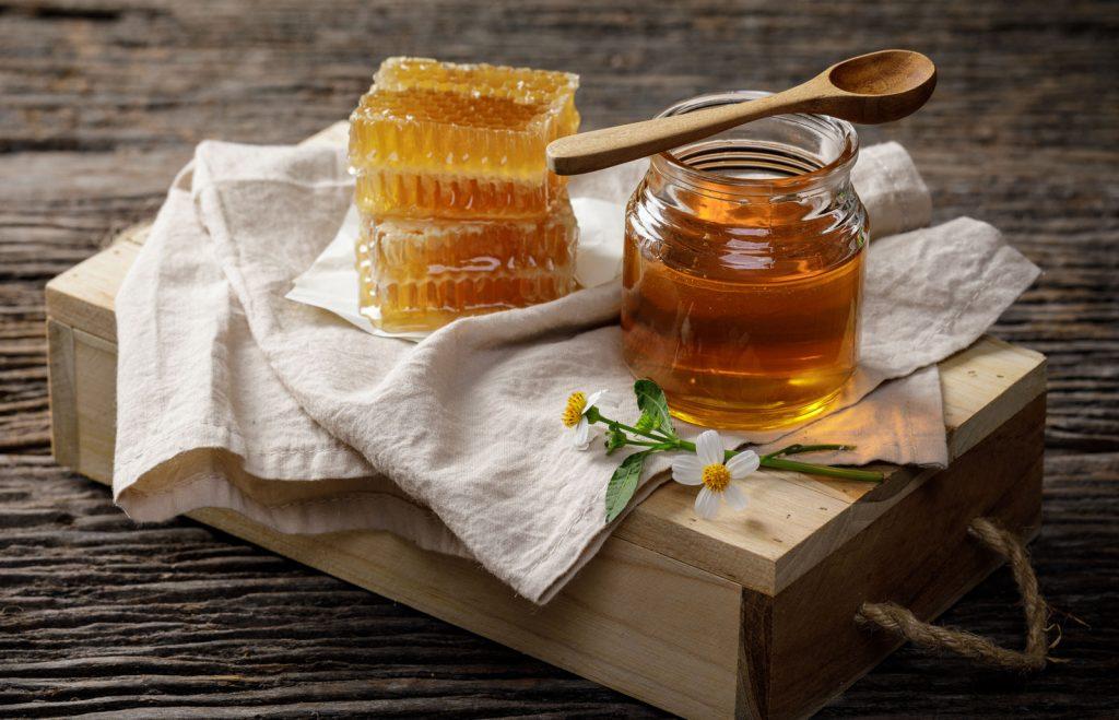 Мёд, как средство для похудения