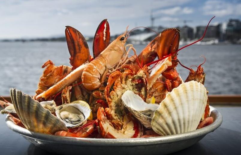 Морепродукты – еда гениев